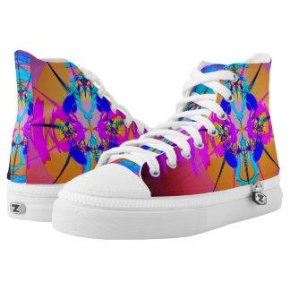Fractal Shoes, LP High Tops
