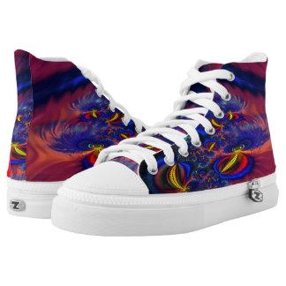 Fractal Shoes, Ponds High Tops
