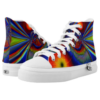 Fractal Shoes, Puncture High Tops