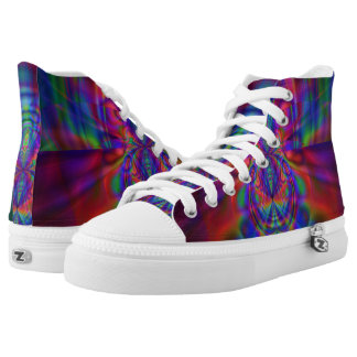 Fractal Shoes, Tomb High Tops