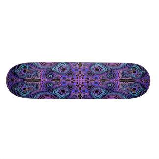 Fractal Custom Skate Board