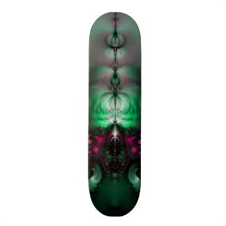 Fractal Skateboard Deck