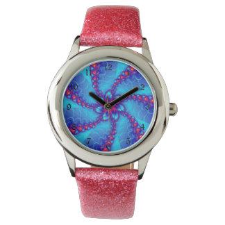 fractal spiral watch