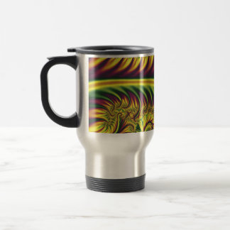 Fractal Spring Mug