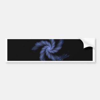 Fractal Star Bumper Sticker