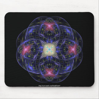 Fractal Swirl Mousepad