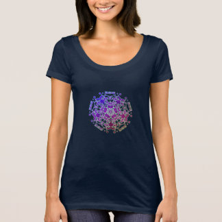 Fractal tee-shirt Psychedelic range T-Shirt