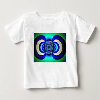 Fractal Third Eye Fantasy Digital Baby T-Shirt