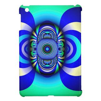 Fractal Third Eye Fantasy Digital iPad Mini Covers