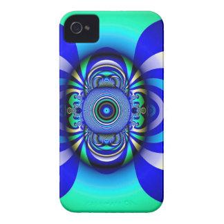 Fractal Third Eye Fantasy Digital iPhone 4 Case-Mate Cases