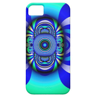 Fractal Third Eye Fantasy Digital iPhone 5 Cases