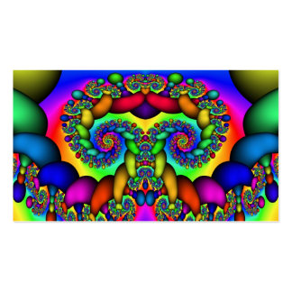 Fractal Tree of Life Double-Sided Standard Business Cards (Pack Of 100)