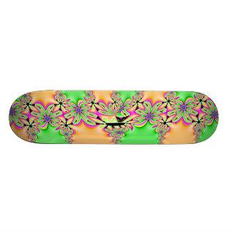 Fractal Wild Daisy 19.7 Cm Skateboard Deck