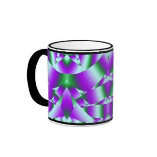 Fractal Window Ringer Mug