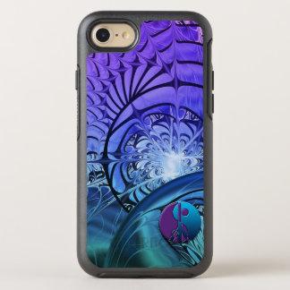 Fractal Yin-Yang Peace OtterBox Symmetry iPhone 8/7 Case