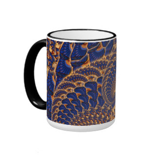 Fractalicity Ringer Mug