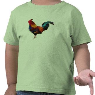 Fractalius Leghorn Rooster Tshirt
