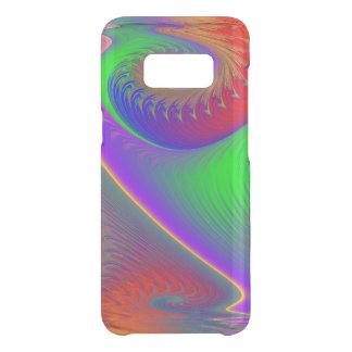 Fractalized 023 uncommon samsung galaxy s8 case