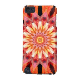 fractalized sunrise Mandala iPod Touch 5G Cover