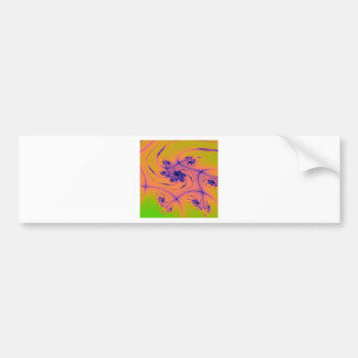 Fractals Bumper Sticker