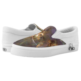 Fractals Slip On Shoes