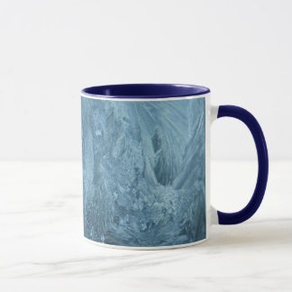 Fractals Two-Tone Mug