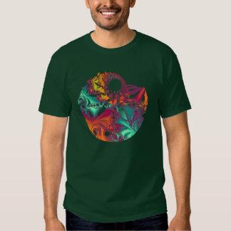 Fractoid Spiral ver. 2 Tee Shirt