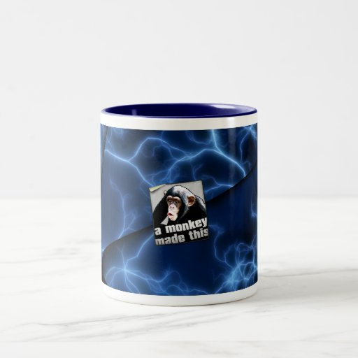 Fractured electric space: Mug