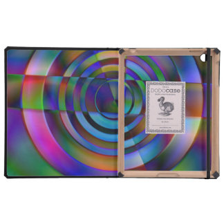 Fractured Glass Cases For iPad