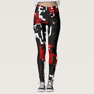 Fractured Leggings