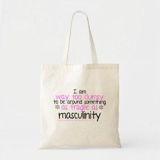 Fragile Masculinity Tote
