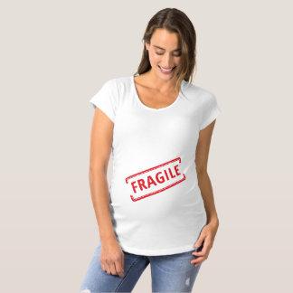 Fragile Maternity T-Shirt