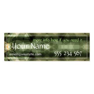 Fragmente Profile Card Business Card Templates