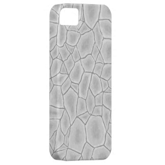 Fragmented White Plastic iPhone 5/4s/4 Case iPhone 5 Case