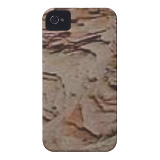 fragments chips in rock Case-Mate iPhone 4 case