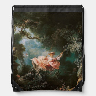 Fragonard Drawstring Backpack