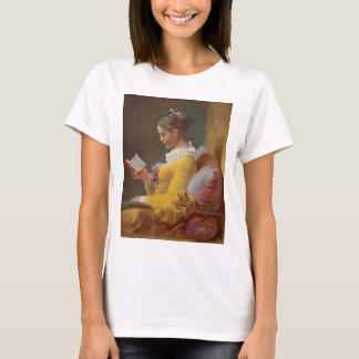 Fragonard's Young Girl Reading T-Shirt