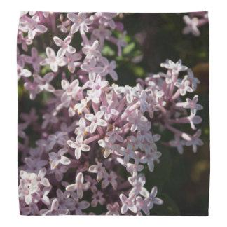 Fragrant Lilac Bandana