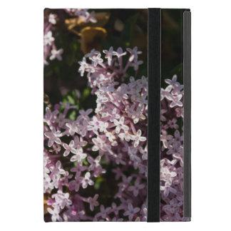 Fragrant Lilac Cover For iPad Mini