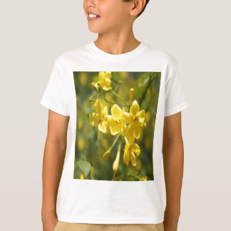 Fragrant Yellow Flowers Of Carolina Jasmine T-Shirt