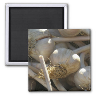Fragrantly Delicious in Raw Form Square Magnet