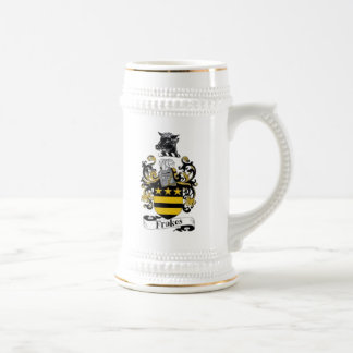 Frakes Coat of Arms Stein
