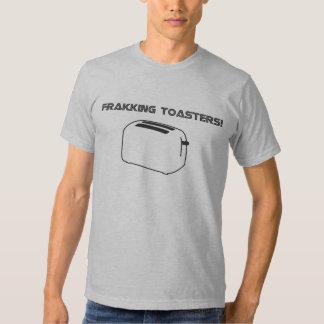 Frakking Toasters Tees