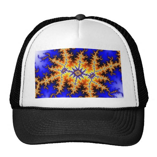 Fraktal almond bread set hats