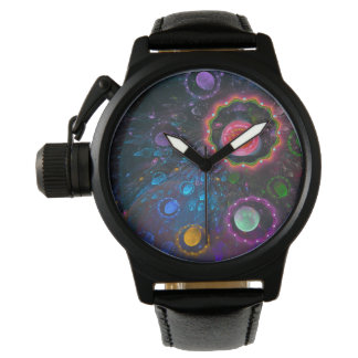 Fraktal art watch