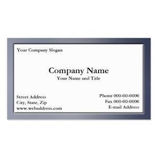 Frame Border Business Card