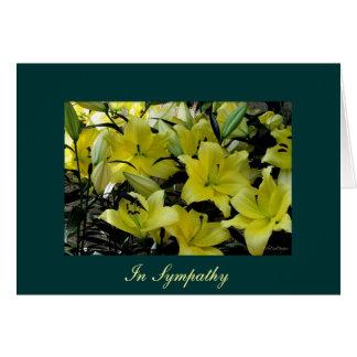 Frame-It Card In Sympathy