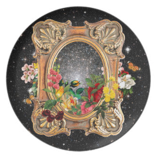 Frame of Life Plate