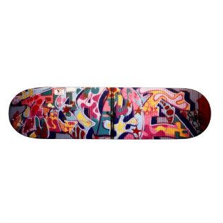Frame Tag Skate Board Deck