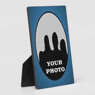 Frame Your Photo Photo Plaque Square Template